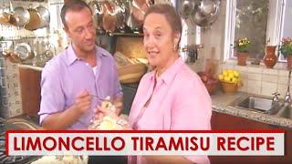 How to Make Tiramisu with Chef Nicotra from Felidia