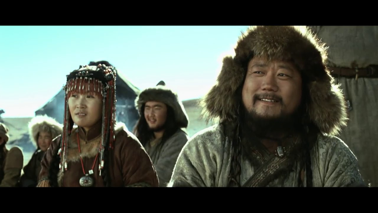 mongol criticisms Mongol -- or, as i prefer to think of it, genghis khan: the early years -- is a big, ponderous epic, its beautifully composed landscape shots punctuated by thundering hooves and bloody, slow-motion battle sequences.