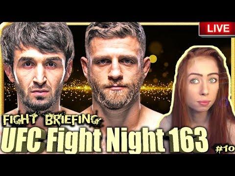 Download 🔴 UFC MOSCOW: ZABIT VS KATTAR + VOLKOV VS HARDY MAIN CARD FIGHT BRIEFING!