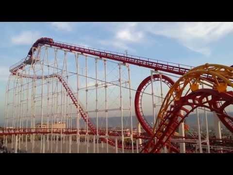 Chavi land's roller coaster .... Sulaimani - Kurdistan