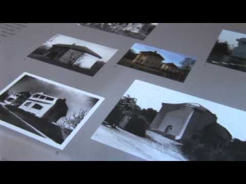 """""""Rudolf Steiner - The Alchemy of the Everyday"""" a Vitra Design Museum traveling exhibition"""