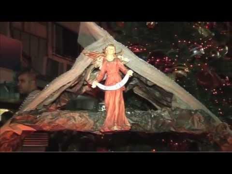 Christmas decoration by Hibat & Musical parade, Berbara Fiesta in Sassine - Achrafieh