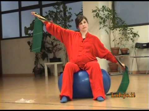 Stillpointer 2010: Taoist Fitness for Pregnant Women with Margot/7