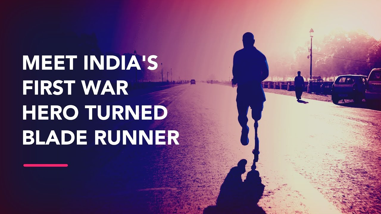 Meet India's First War Hero Turned Blade Runner | Rearview