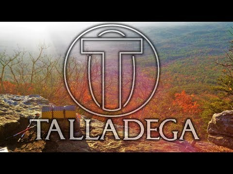 Backpacking Talladega National Forest Cheaha Part 1