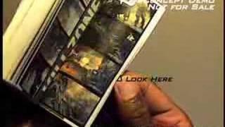 Killzone 2 Dragonfly Flipz™ Game Flipz™ Book
