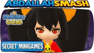 Playing ALL SECRET MINIGAMES In WarioWare Gold! 🔴LIVE!