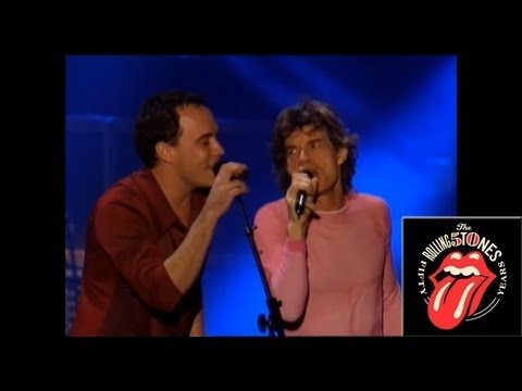 The Rolling Stones - Wild Horses - With Dave Matthews - Live OFFICIAL