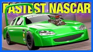 Building The Worlds FASTEST Nascar in Automation & BeamNG