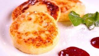 Как вкусно приготовить пышные сырники из творога