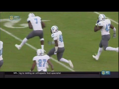 2015 Citadel vs South Carolina Football Game