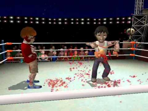 Celebrity Deathmatch « Old PC Gaming