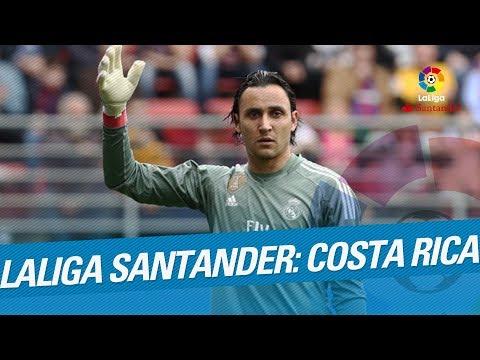 LaLiga Santander in the World Cup: Costa Rica