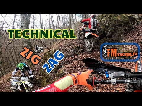 Only Technical Zig Zags