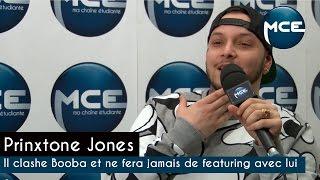 """Prinxtone Jones : """" La Fouine a fait plus pour moi que Booba ! """""""