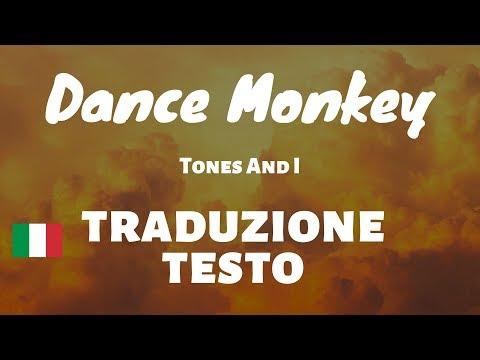 Tones And I - DANCE MONKEY 🇮🇹 (Traduzione)