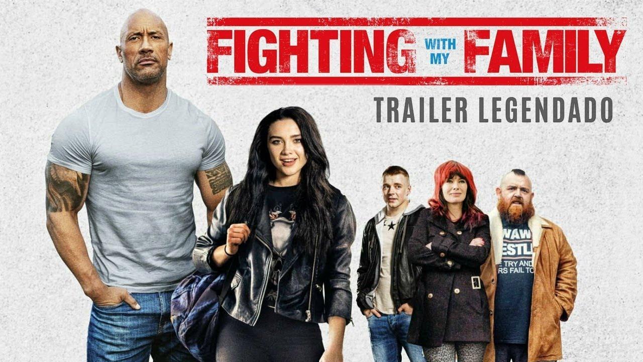 Lutando Pela Família • Trailer Legendado