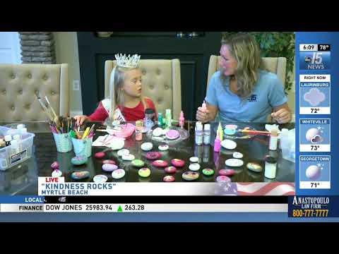 Amanda Live with Miss South Carolina Junior Princess
