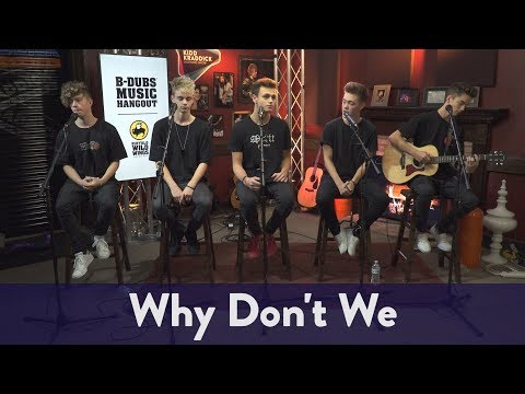 """Why Don't We """"Nobody Gotta Know"""" (Live) 
