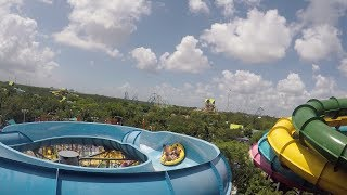 Our Day At Aquatica For Orlando Water Park Week | Quick Queue, Lunch & More Tips