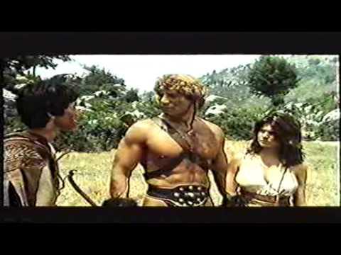 Trailer do filme A Espada Selvagem
