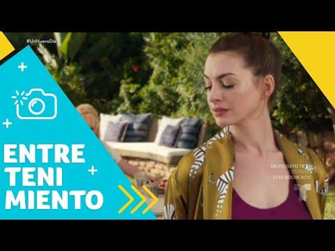 Rebel Wilson Y Anne Hathaway Hablan De Su Nueva Película | Un Nuevo Día | Telemundo