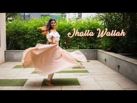 Jhalla Wallah feat. Prateeksha (Dance Cover)