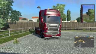 ETS 2 Scania R & Streamline V8 & L6 sound mod update