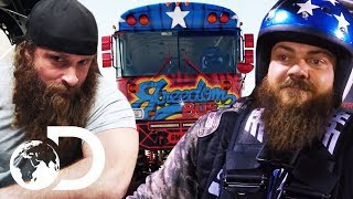 Heavy D & Diesel Dave's Best Moments | Diesel Brothers