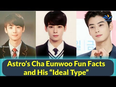 "Astro's Cha Eunwoo Fun Facts and His ""Ideal Type"" Mp3"