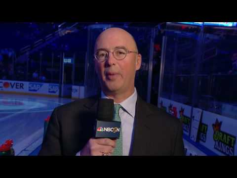 Pierre McGuire | Thank You Bob