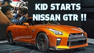 Kid Gets a Ride in Audi R8 and Starts Nissan GTR | #137
