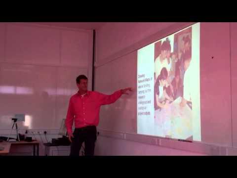 Boru Douthwaite: Using Theory of Change to lever change