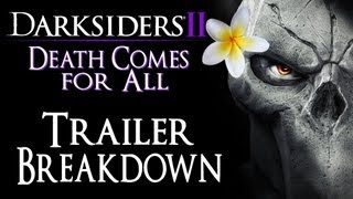 Darksiders 2 - Death Comes for All - Trailer Breakdown
