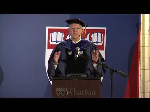 Wharton Doctoral Programs Graduation Ceremony 2017