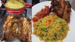 Elengi ya Soso Ya Kotumba na Loso (fried rice) VLOG
