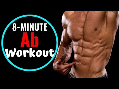 Abs Workout: 3 Best Ab Exercises For A Six Pack