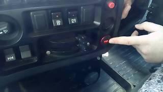 камаз 4308. Установка USB зарядки для телефона