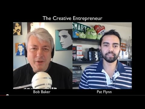 Pat Flynn Interview, Smart Passive Income - Creative Entrepreneur #018