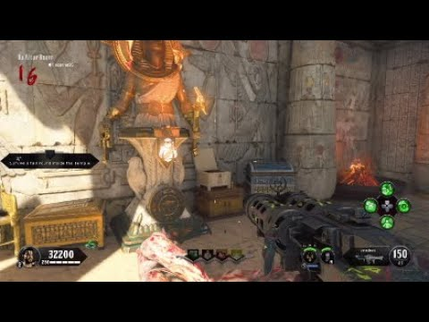 Bandolier Bandit Strat Bo4 Zombies Youtube