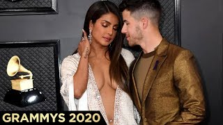 Grammys 2020: Priyanka Chopra SUPER Bold Dress, Shows Off Her Belly Button With Nick Jonas