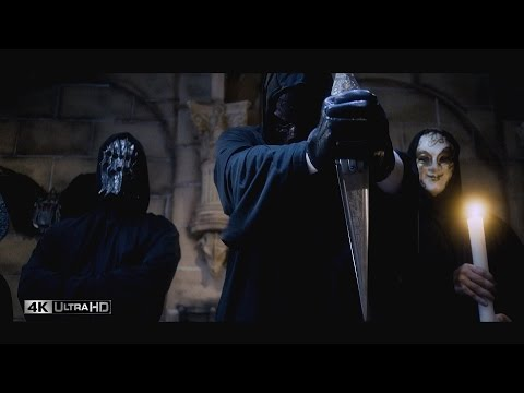 REYES - First Official Trailer (2017) - Mystery Thriller Horror Genre Film (HD) (4K)