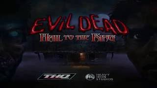 Evil Dead Hail to the king Part 1