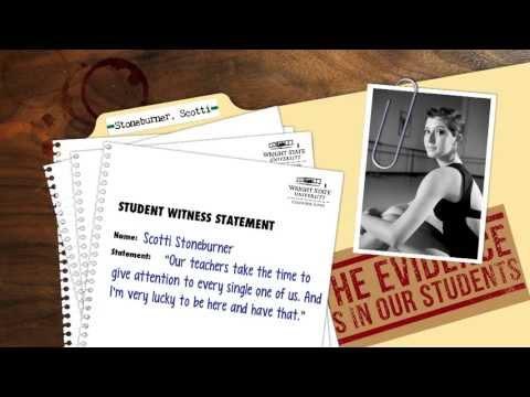 Scotti Stoneburner: Student Profile