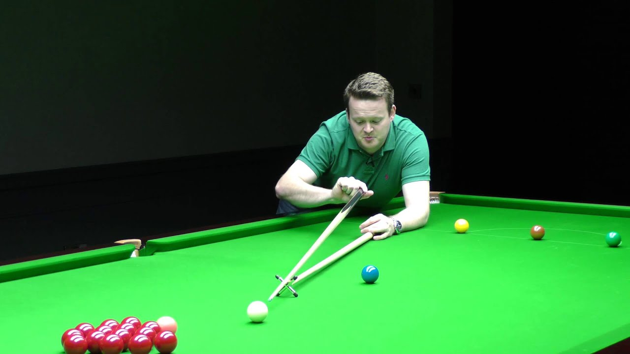 Master Your Snooker Game With These 7 Easy-To-Learn Shots