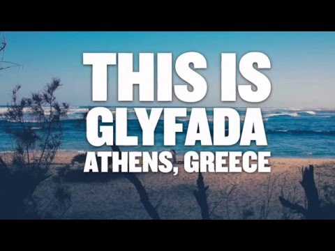 This is Glyfada (Glifadga) in Athens, Greece