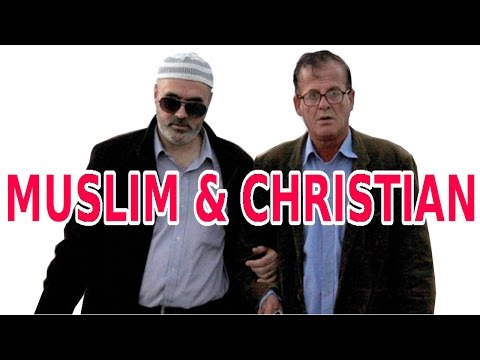 MUST SEE: Palestinian Christian and Blind Muslim