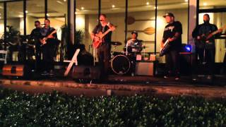 Honolulu City Life - Live jam for the Paul Mitchell Hawaii Welcome Party