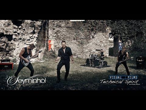 Seyminhol, BEHIND THE MASK - OPHELIAN FIELDS 4K clip Technical Spirit directed by Ch. Brémont