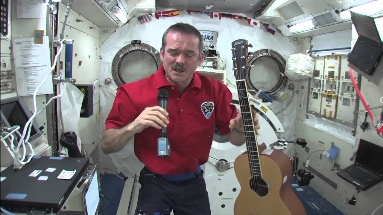 Chris hadfield song from space